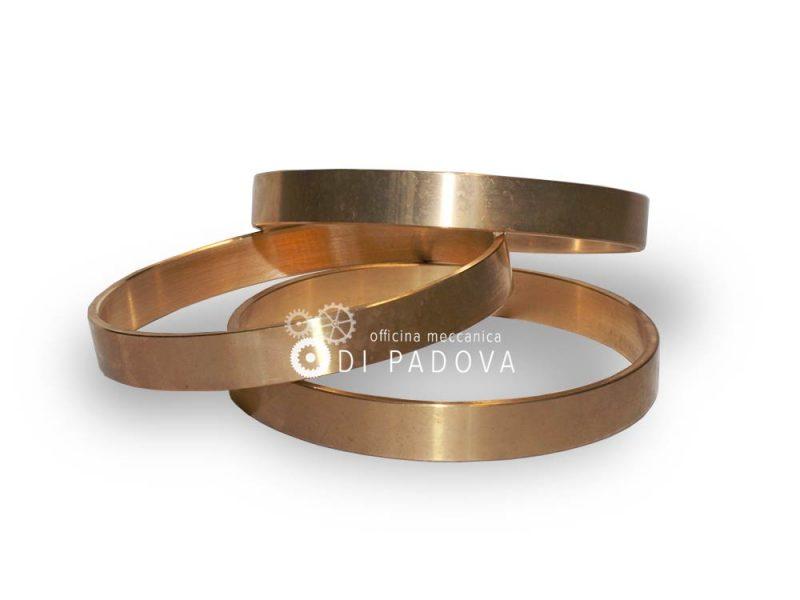 Anelli di usura in bronzo